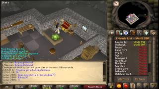 Going for Quest Cape! - RS07 - DAY 32! Mon - Progression Video - The Brua