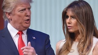 Melania Trump Probably An Illegal Immigrant