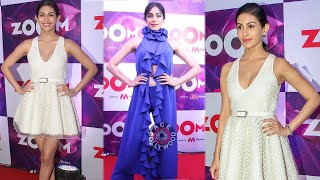 Adah Sharma & Amyra Dastur At The Red Carpet Of The Zoom Styled By MYNTRA
