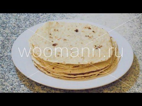 Рецепт лепешек чапати лепешки на сковороде состав мука ,вода ,соль.chapati roty phulka indian bread - Watch YouTube Videos