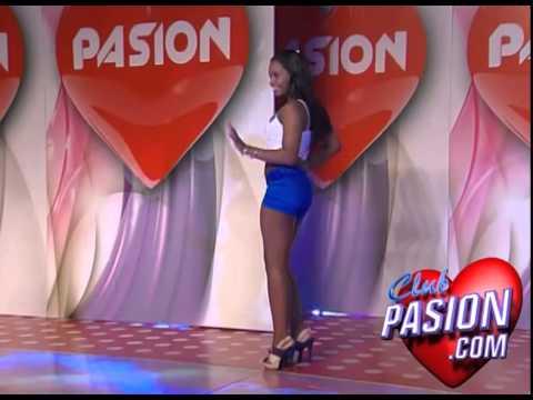 El casting de las Bailarinas de Pasion de sabado 10ma semana 23 5 2015