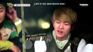 [ENG] 140523 SHINee Onew - Law Of The Jungle in Brazil ep 3