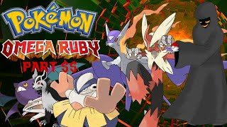 Pokemon Omega Ruby Gameplay Part 55 - Hot and Heavy