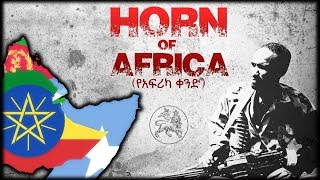 The Peculiar Origin of the Horn African Nations
