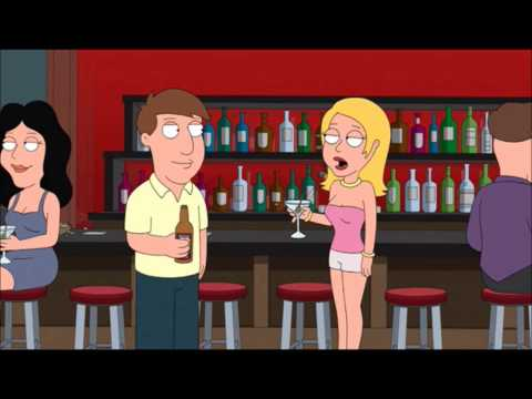 Family Guy : Asking a girl out
