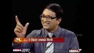 2g COMEDY- Anna revealed his secret of being energetic (Hindi)