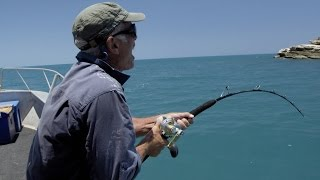 Jeremy Reaches His Breaking Point Fishing in Australia