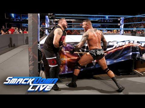 Xxx Mp4 Randy Orton Vs Kevin Owens No Disqualification Match SmackDown LIVE Nov 28 2017 3gp Sex