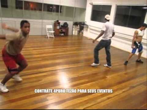 4° QUARTETO PURO TEZÃO - (MUSICA NOVA) KAMASUTRA ♫ 2011