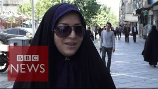 Iran Nuclear Deal: Tehran residents react - BBC News