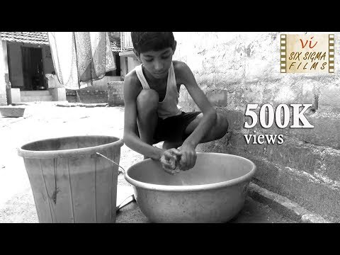 Heart Touching Short Film from India   Child Labour   Six Sigma Films