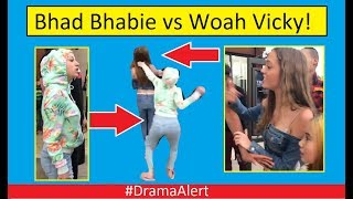 Bhad Bhabie vs Woahh Vicky! (FOOTAGE) #DramaAlert Logan Paul vs KSI! Billy Mitchell Scandal!