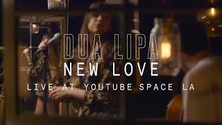 Dua Lipa - New Love // YouTube Music Foundry