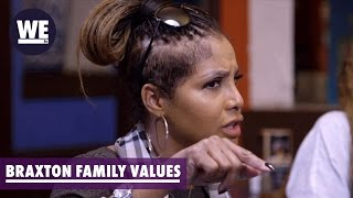 What's Going on Trina?! | Braxton Family Values | WE tv