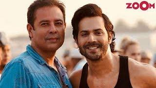 Varun Dhawan shoots for a cameo in Salman Khan