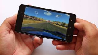 Honor 4C test gaming Real Racing 3 by GizChina.it