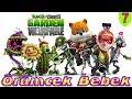 Örümcek Bebek ve Sincap Plants vs Zombies GW Oyunu Oynuyor Zombi Oldular