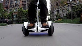 Xiaomi Ninebot Bluetooth controlled Mini Segway Outdoor Ride