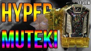 TAK TERKALAHKAN! - Hyper muteki gashat DX kamen rider Ex-Aid (Le-View #10)