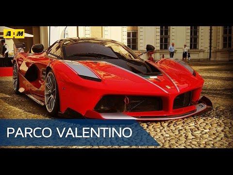 Ferrari FXX K Parco Valentino 2016