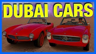Forza Horizon 3 Online : ULTIMATE DUBAI CARS!!!