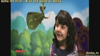 Sofia the First Rise and Shine Song by Anika of Dobcroft School, Sheffield