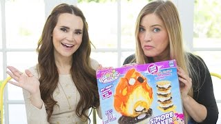 🔥 Tiny Smores Challenge with Ro!