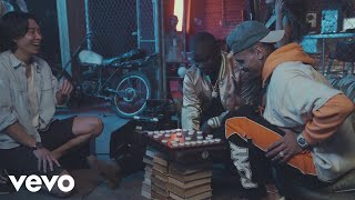 Zoey Dollaz - Behind the Scenes of Post & Delete ft. Chris Brown