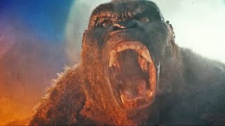 Kong: Skull Island | official international trailer #3 (2017) Tom Hiddleston『キングコング:髑髏島の巨神』