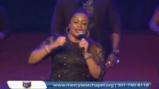 Sinach - Great are you Lord @ Mercy Seat Chapel