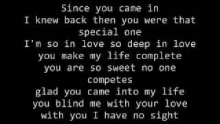Differences Ginuwine lyrics
