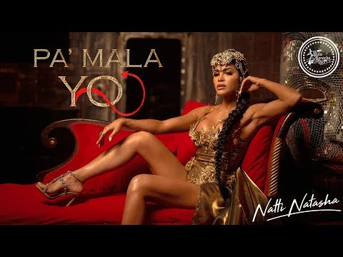 Xxx Mp4 Natti Natasha Pa Mala YO Official Video 3gp Sex