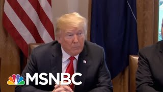 Donald Trump Mocks Robert Mueller Investigation With Sarcastic Tweets | The 11th Hour | MSNBC