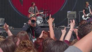 The Vamps - Trumpets (Cover) - Live at Big Weekend Glasgow, 2014