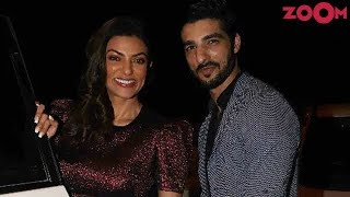 Sushmita Sen to marry boyfriend Rohman Shawl next year? | Bollywood News