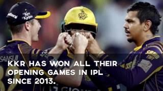 IPL 2017: Highlights of Gujarat Lions (GL) vs Kolkata Knight Riders (KKR)