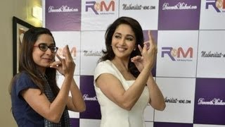 Madhuri Dixit Launches Her Online Dance Academy