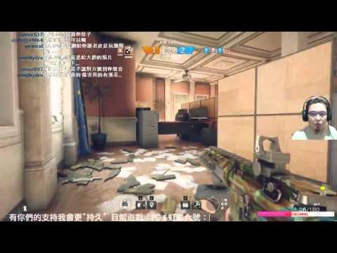 Xxx Mp4 QK對戰日常:Tom Clancy S Rainbow Six Siege《虹彩六號:圍攻行動》此分得來不易! 3gp Sex