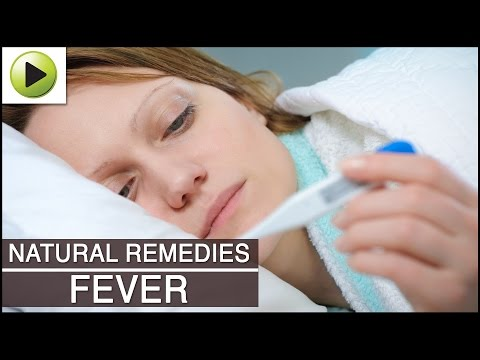 Fever - Natural Ayurvedic Home Remedies