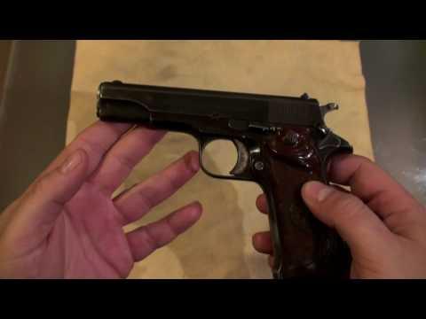 Desarme Pistola STAR 9mm
