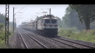 Pune Nzm Superfast Ac Express Shatters Peaceful Rural Ancheli Station, Western Railway