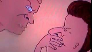 Beavis and Butthead no laughing - YouTube