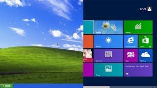 Upgrade Windows XP To Windows 8 [Tutorial]