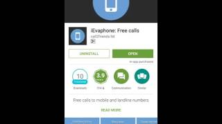 HOW TO MAKE FREE CALL APPS ANDROID MOBILE TAMIL
