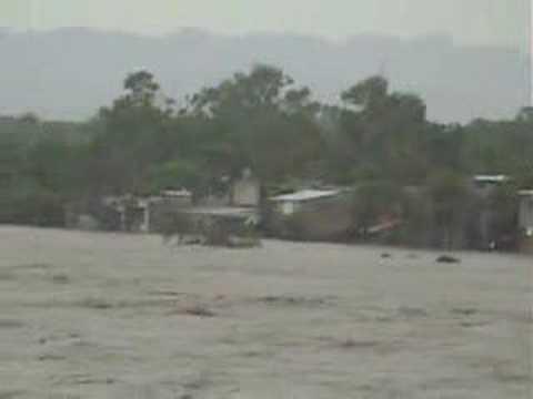 Inundacion Poza Rica Septiembre 2007