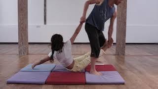 Wuo Tai Training with Damien de Bastier