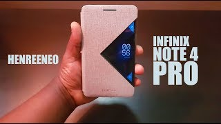 Infinix Note 4 Pro - First Look & Unboxing
