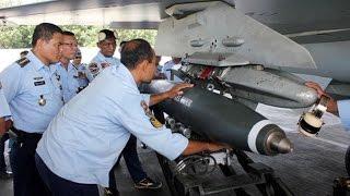 TERBARU BOM BUATAN INDONESIA UNTUK PERSENJATAAN PESAWAT TEMPUR SUKHOI TNI AU