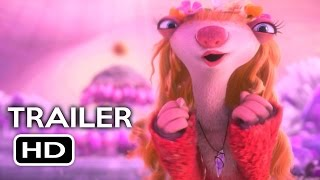 Ice Age 5: Collision Course Official Trailer #2 (2016) Ray Romano Animated Movie HD