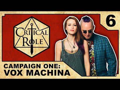 Breaching the Emberhold - Critical Role RPG Show: Episode 6